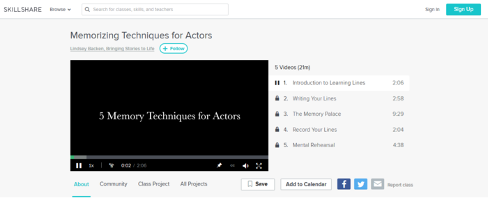 The Best Free (or Cheap!) Online Acting Classes for Aspiring